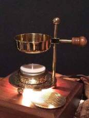 Adjustable Manual Candle Incense Heater