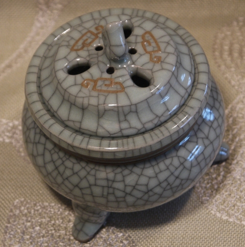 Celadon Heater with Lid WEB